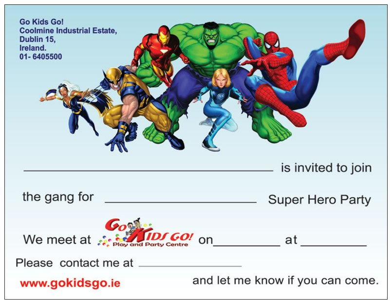 super_hero_party_invite